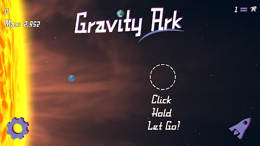 Gravity Ark has released!