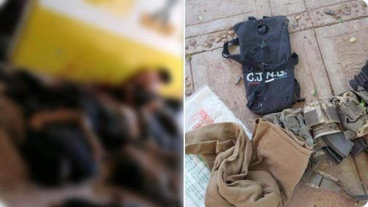Nueva Masacre; Encuentran 8 cuerpos torturados y ejecutados dentro de casa de seguridad del CJNG en Huetamo, Michoacán