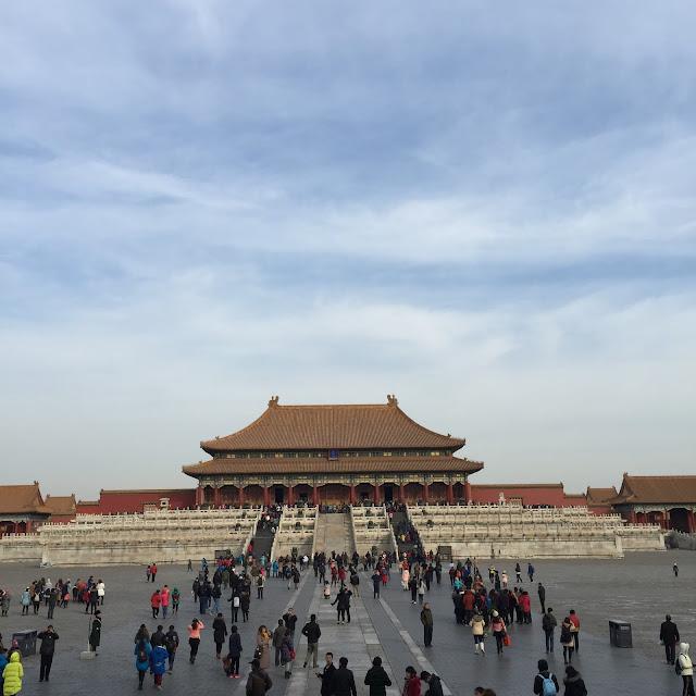 china beijing trip itinerary