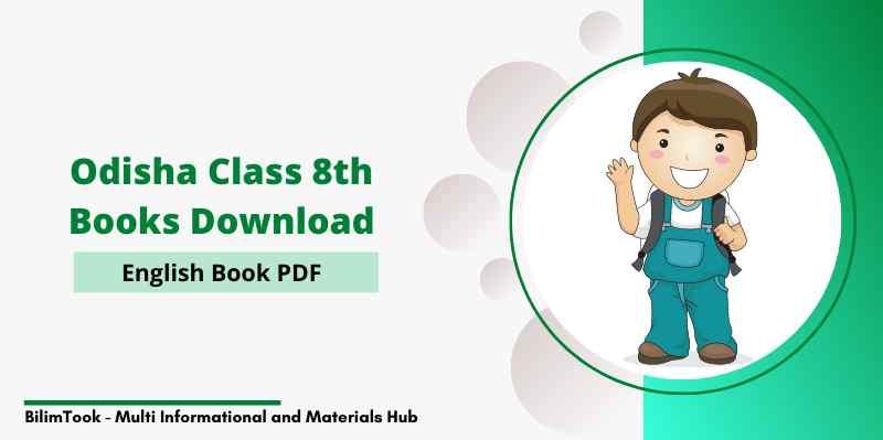 Odisha Class 8th English Book PDF Download 2020