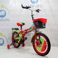 16 exotic sepeda lipat anak