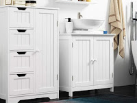 Top Ten Suggestions for Buying Bathroom Cabinets