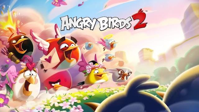تحميل وتنزيل لعبة Angry Birds 2 2.39.1 APK للاندرويد