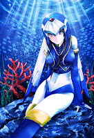 Fairy Leviathan Undersea