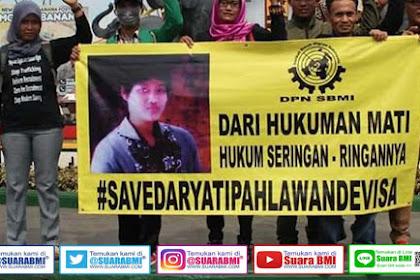 TKW Asal Lampung di Jatuhi Hukuman Mati, Dan Para Keluarga Meminta Mohon Kepada Pemerintah RI Agar Bisa Bantu Meringankan