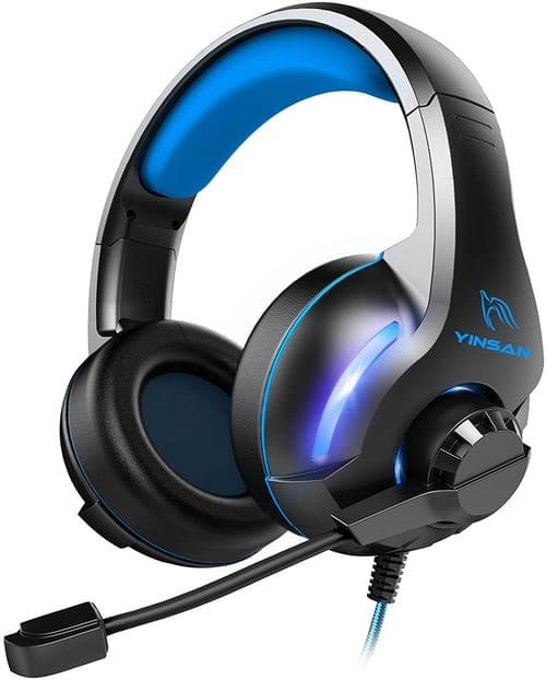 YINSAN TM-7 Xbox One Soround Stereo Gaming Headset