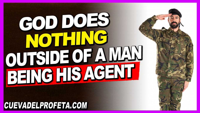 Dios no hace nada sin que un hombre sea Su agente - William Branham en Español
