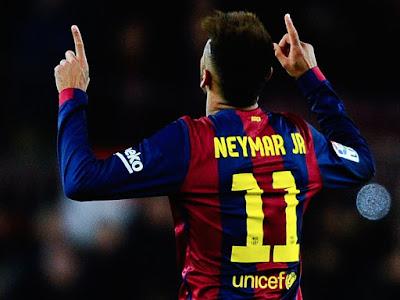 Neymar Tegaskan Bahagia Di Barcelona