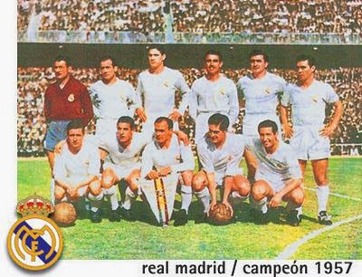 Copa dos Campeões - Real Madrid