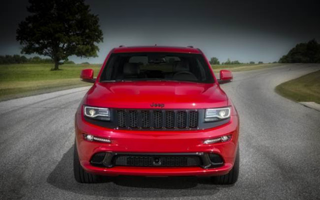 2017 Jeep Grand Cherokee Trackhawk Price