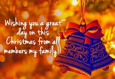 Merry Christmas Gift Messages Image