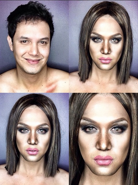Make-Up Transformations