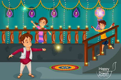 diwali-drwaing-ideas-for-kids-2018