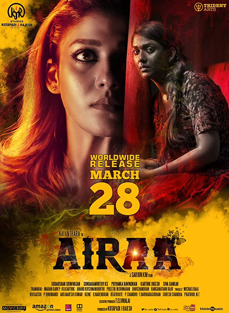 Airaa (2019) Dual Audio Hindi 480MB UNCUT HDRip 480p ESubs