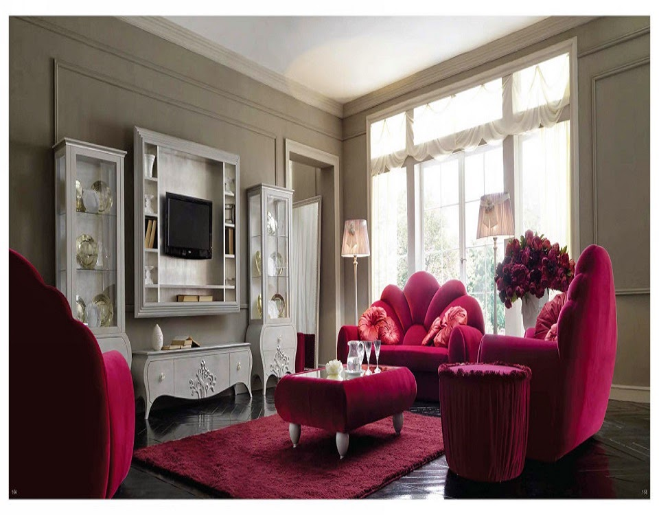 Design interior - Amenajari interioare - Bucuresti - Mobila clasica de lux living dining Italia | Mobila clasica - de lux - living dining Italia | Mobila living - italiana -Capri