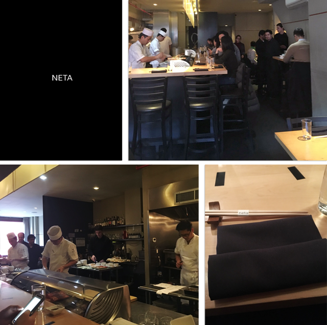 Neta Review, Neta New York, Neta Restaurant, Neta Sushi