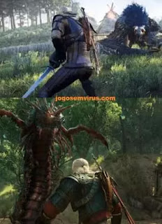 Imagem The Witcher 3 Wild Hunt Gerald de Rívia