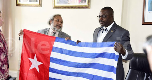 Uganda parliament pledges support for West Papua independence