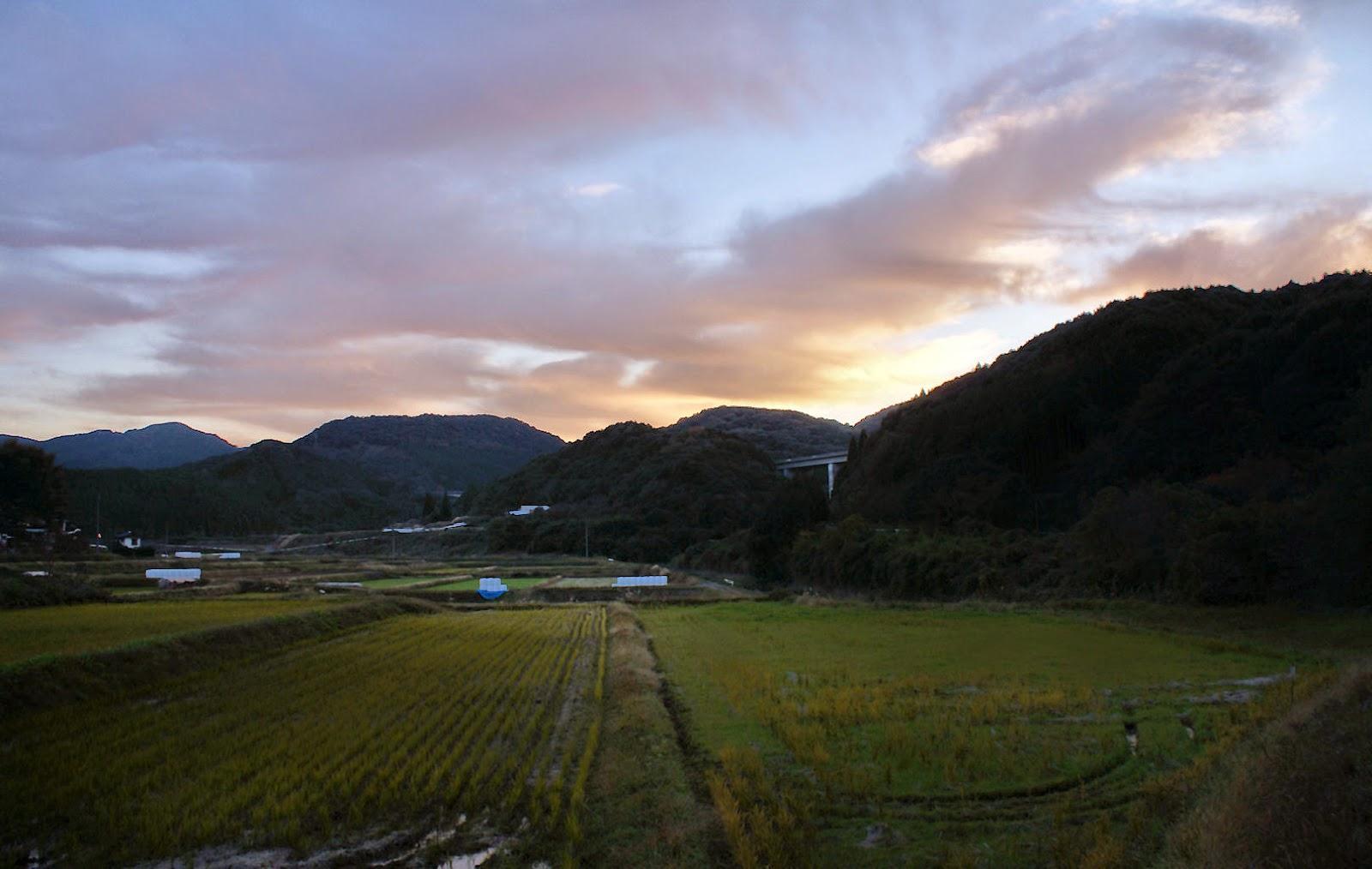 A Walk Around Kyushu Day 39 Kyomachi Onsen to Urushidamachi Part 2