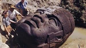 El misterio de las cabezas olmecas