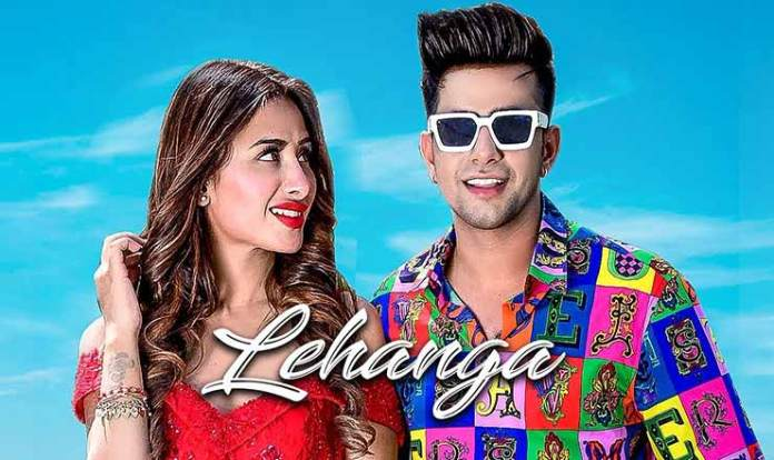 Lehanga Lyrics in Hindi