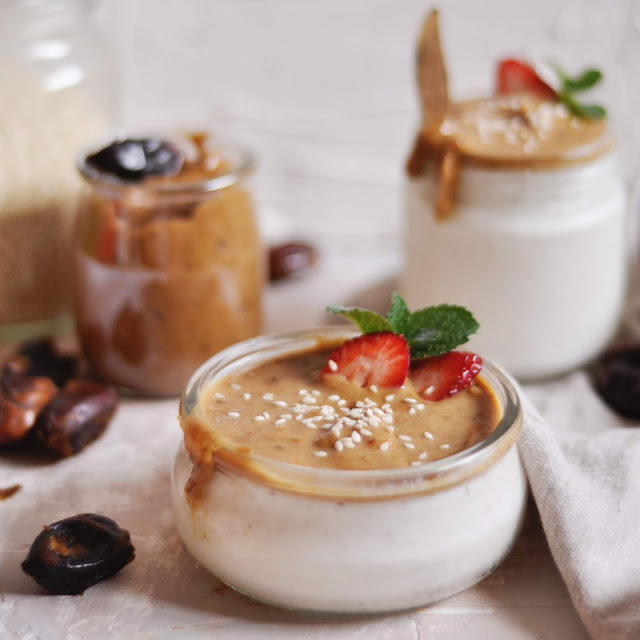 Cynamonowa panna cotta light