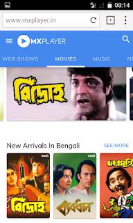 mx player new bengali movie site