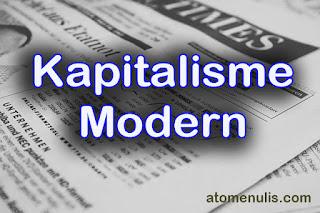 Tokoh Utama Ekonomi Kapitalisme Modern
