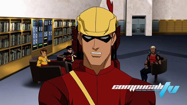Young Justice Serie Temporada 1 Completa DVDRip Español Latino
