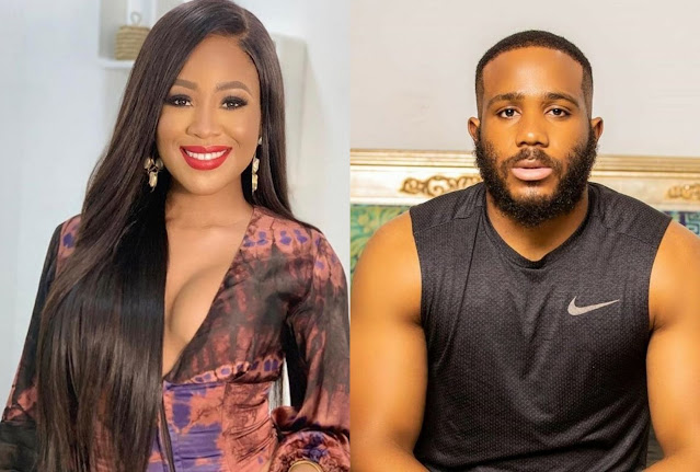 #BBNaija: Erica Revealed Erotic first night in the head of house lounge with Kiddwaya
