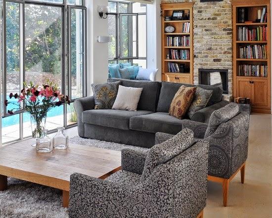 Model Sofa Minimalis Untuk Ruang Tamu Mungil Desain