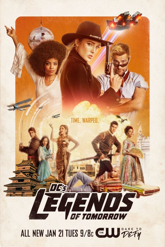 Legends of Tomorrow Temporada 5 Subtitulado // 5×11 Latino