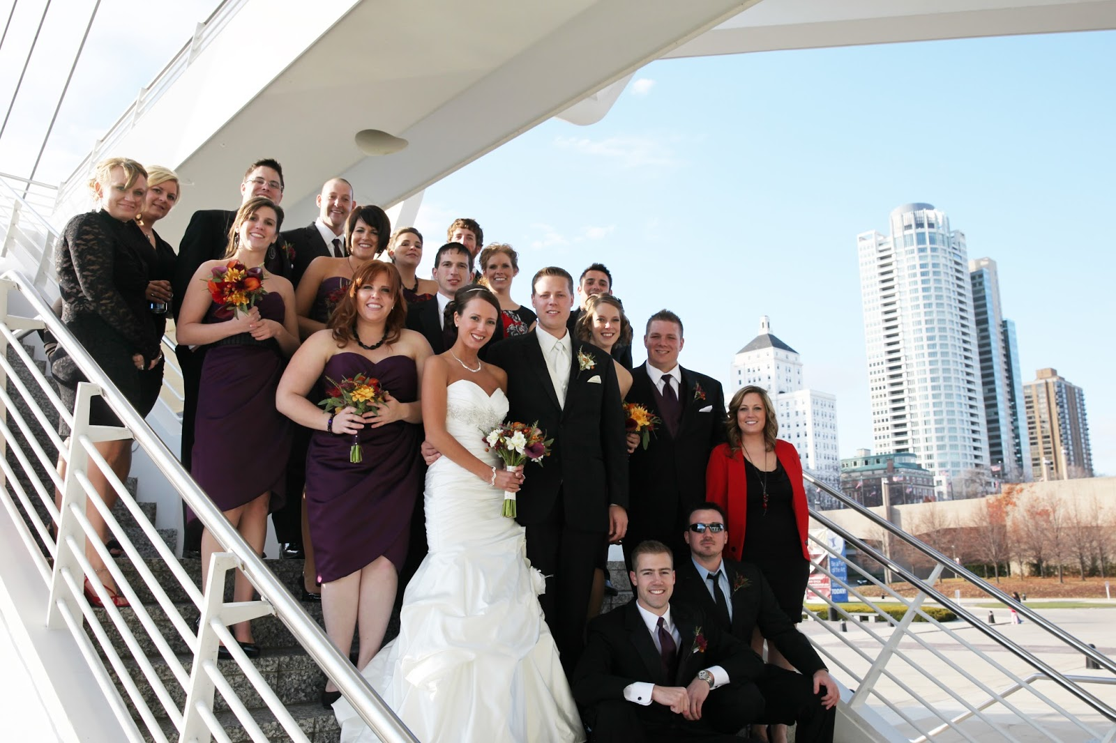 professional wedding photographs milwaukee