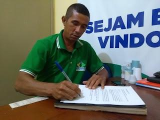 Estado do Tapajós, Presidente do bairro Bela Vista se Junta ao ICPET Para Pedido de Plebiscito.