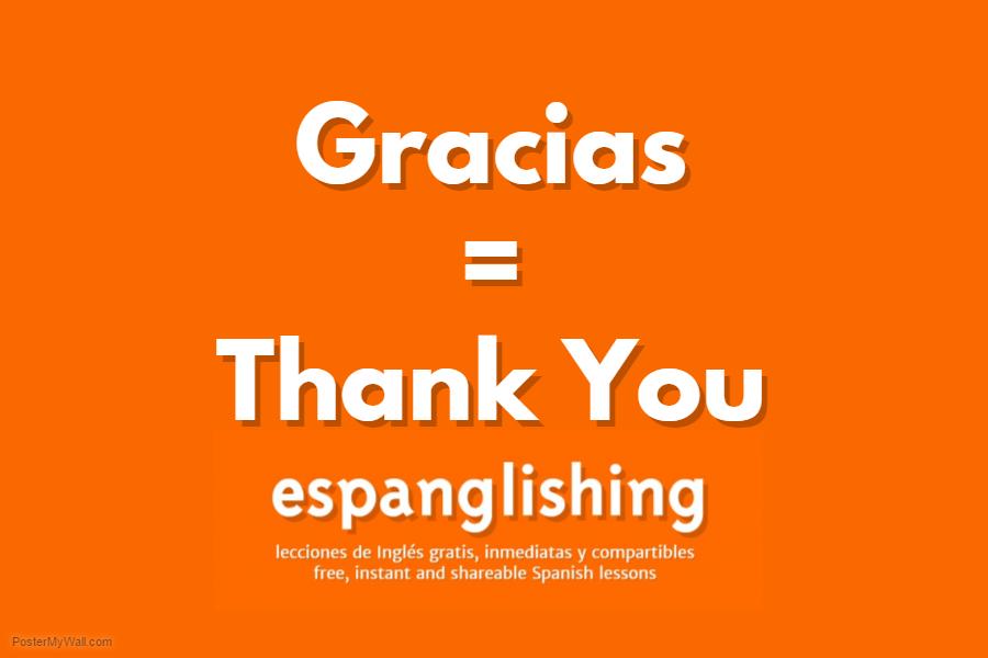 Espanglishing | free Spanish lessons = lecciones de Inglés gratis ...