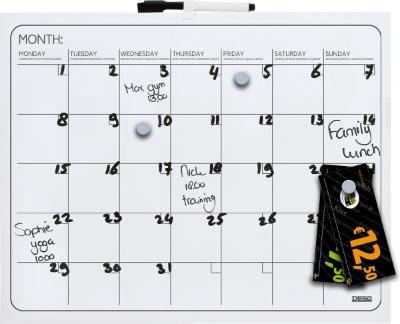 Desq maandplanner