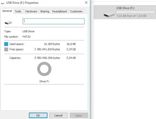 Cara Buat Bootable FlashDisk Tanpa Software