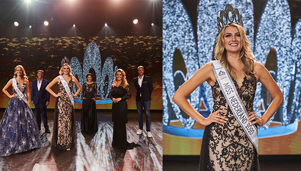 Denise Speelman es Miss Netherlands 2020