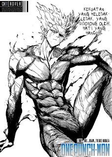 Update! Baca Manga One Punch Man Chapter 137 Full Sub Indo