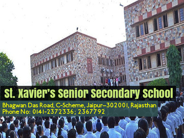 St. Xavier's Senior Secondary School