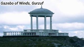 Gazebo of Winds Gurzuf