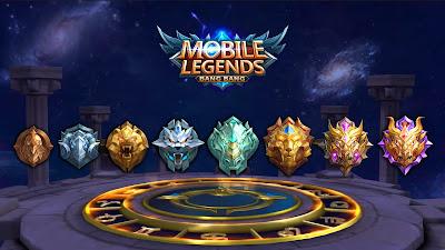 Sistem Ranked Mobile Legends