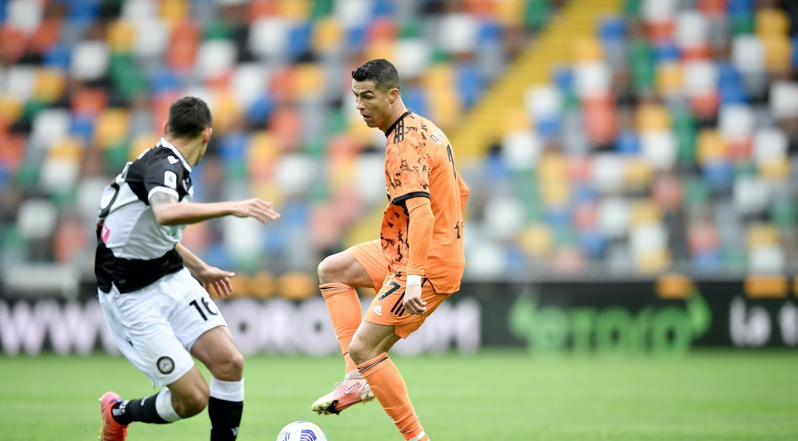 ملخص واهداف مباراة يوفنتوس واودينيزي (2-1) الدوري الايطالي