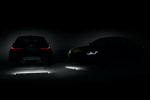 2021 BMW M3 and M4 - MS+ BLOG