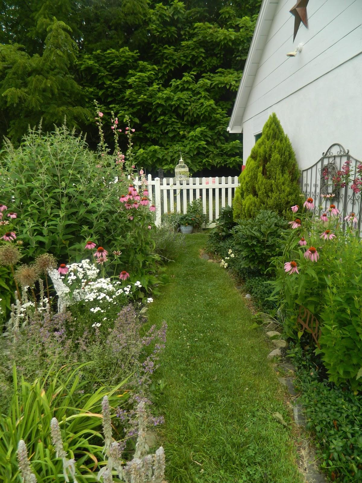 Cottage Gardens: Pam's English Cottage Garden: English Cottage Garden Style
