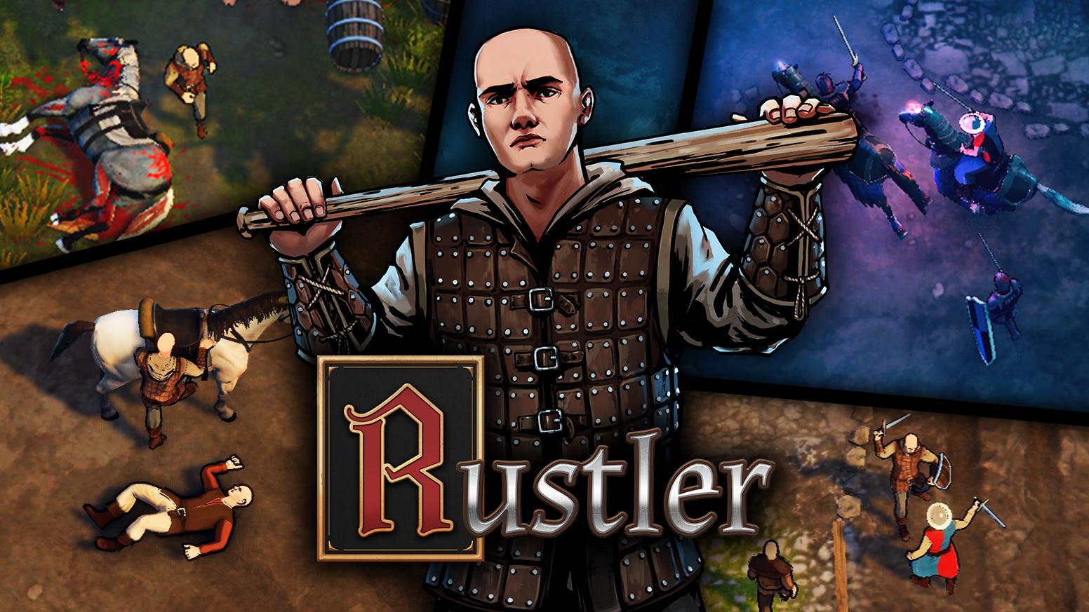 Cheat Codes for Rustler
