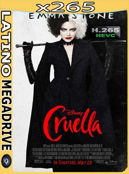 Cruella (2021) Latino [x265] HEVC HD [1080P] [GoogleDrive] [Mega] DizonHD