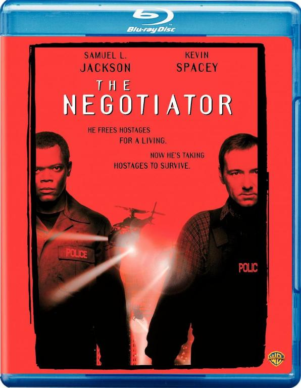 The Negotiator . ΟΡΙΑΚΕΣ ΔΙΑΠΡΑΓΜΑΤΕΥΣΕΙΣ (1998) tainies online oipeirates