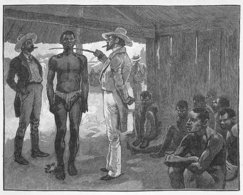 How to Buy a Slave (Devotional)