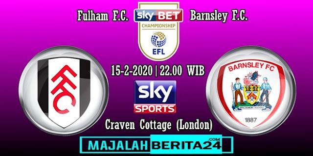 Prediksi Fulham vs Barnsley